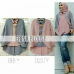 blouse blazer erina