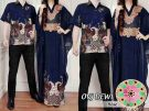 Gamis Couple Batik Dewi CP183
