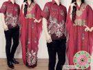 Gamis Batik Couple Salwa cp183b