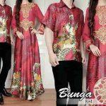 cp184 gamis couple batik