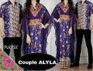 Gamis Couple Alya cp187 Katun