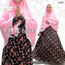 Gamis Wolfis Maxi Rosy A190