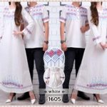 baju couple katun putih cp222