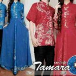 Baju Batik Couple Tamara CP234
