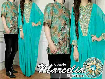 cp243 gamis couple marcelia sifon soft tosca