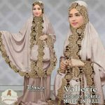 Mukena Vallerie Brown MK105b Jersey