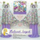 Mukena Cantik Inayah MK93 Jersey