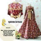Gamis Katun Jepang Queen Dress