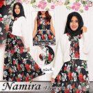 Gamis Remaja B064 Namira Flowers