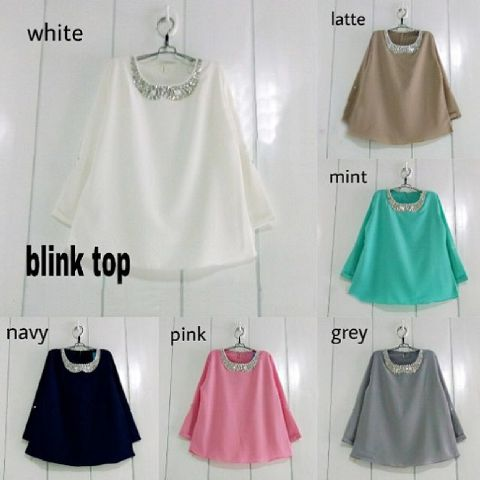 Baju Atasan Wanita Blink Top