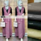 Busana Remaja Hafa Outer (Long Vest)