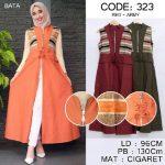 Maxi Dress Remaja 323 Longvest