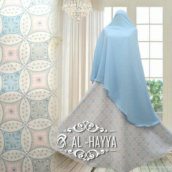gambar Gamis Batik Soft B085 Balotely
