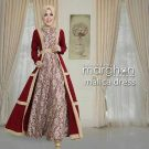 Gamis Brokat Malica Dress