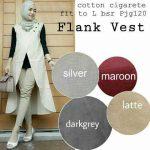 baju wanita flank vest