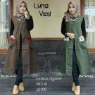 Busana Remaja Luna Long Vest