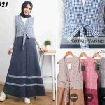 long vest remaja 1921 yarnded kotak