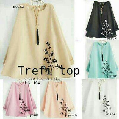 baju-atasan-trefi-blouse-crepe-bordir