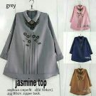 Baju Wanita Kerja Jasmine Bordir