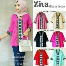 Busana Wanita Ziva Blouse Balotelly