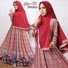 Gamis Cantik Murah Denima Hijab