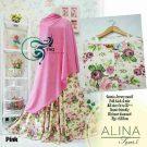 Gamis Cantik Alina Syar'i Jersey XL