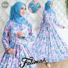 Gamis Cantik Murah Fatimah Syar'i
