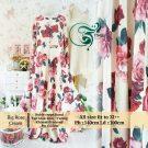 Gamis Cantik Big Rose Syar'i