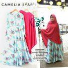 Camelia Syar'i Bahan Full Crepe