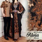 batik couple alvia brown