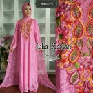 Baju Pesta Julia Kaftan Brokat