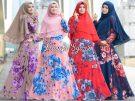 Gamis Cantik Nasafa Hijab Set