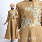 Baju Pesta Shafwa Royal Satin