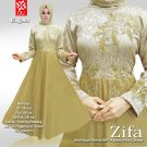 Baju Pesta Terbaru Zifa Gold