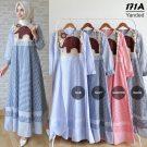 Gamis Remaja Terbaru Dress Gajah BC171