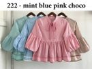 Baju Atasan Model Terbaru Blouse 222