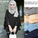 Baju Atasan Wanita Clarine Blouse
