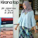 Baju Atasan Wanita Kirana Blouse
