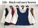 Baju Atasan Kerja Wanita Terbaru 226