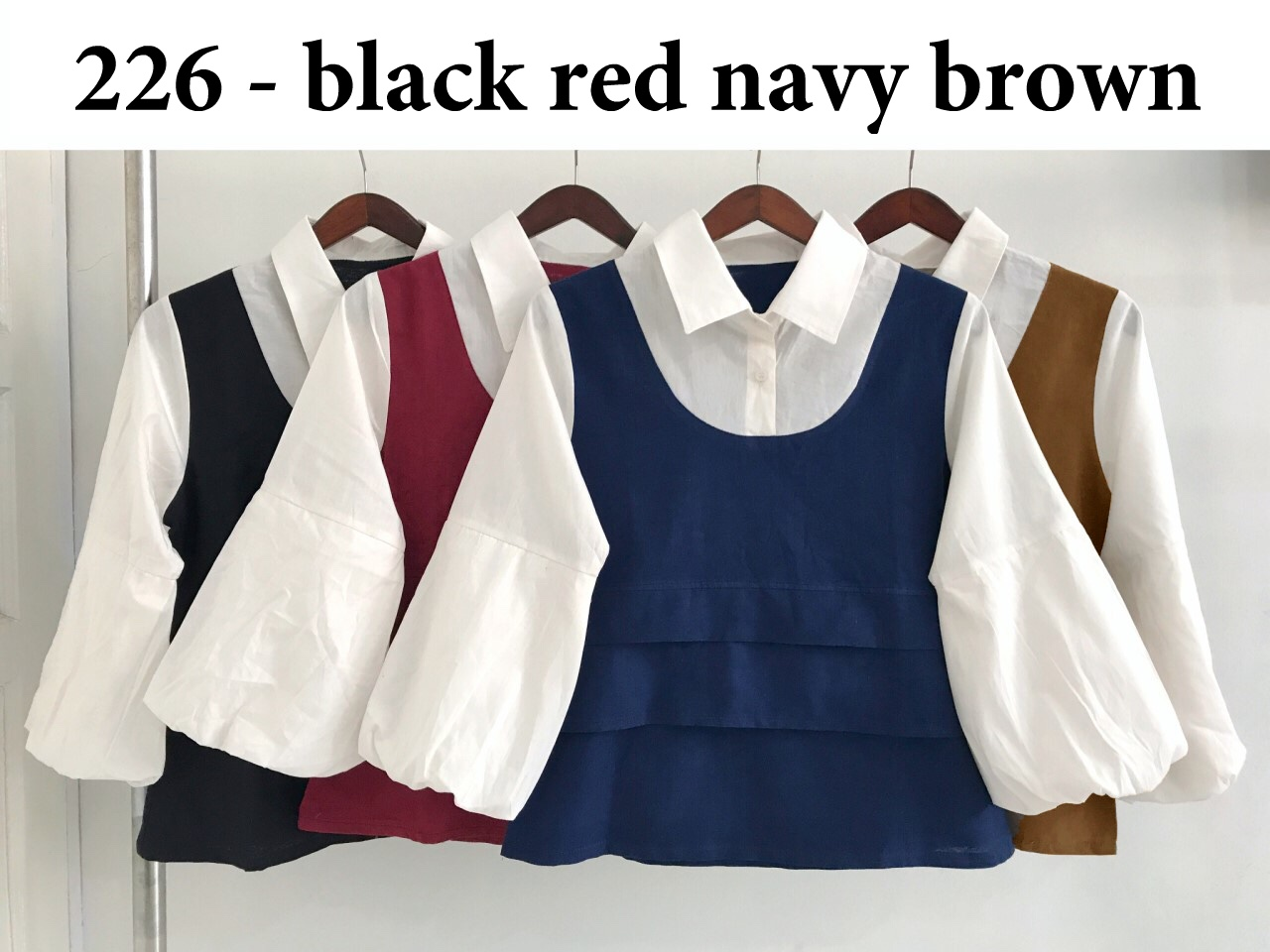 97 Desain Baju Atasan Polos HD Terbaru