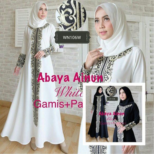 abaya pesta