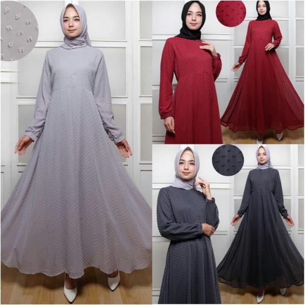 Maxi Trend Terbaru 2015 Gamis Maxi Brukat 2015 Dress