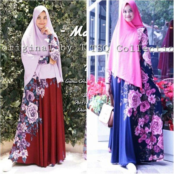 Baju Muslim Cantik Jihan Syar 39 I Busana Muslim Modern