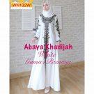 Baju Muslim Pesta Abaya Khadijah