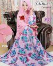 Baju Muslim Cantik Salma Syar'i