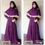 Gamis Modern Maxi Canda Baju Muslim Grosir First Hand Butik Jingga