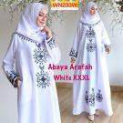 Abaya Bordir Arafah Size XXL