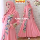 Abaya Bordir Azura Size L
