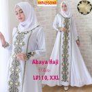 Abaya Haji Putih Size XL