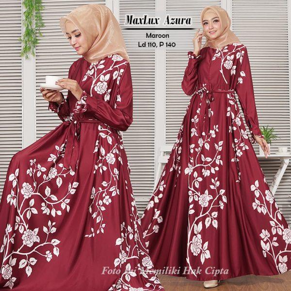 baju muslim modern azura